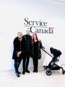 Sponsorship Immigration Canada. AlexDem