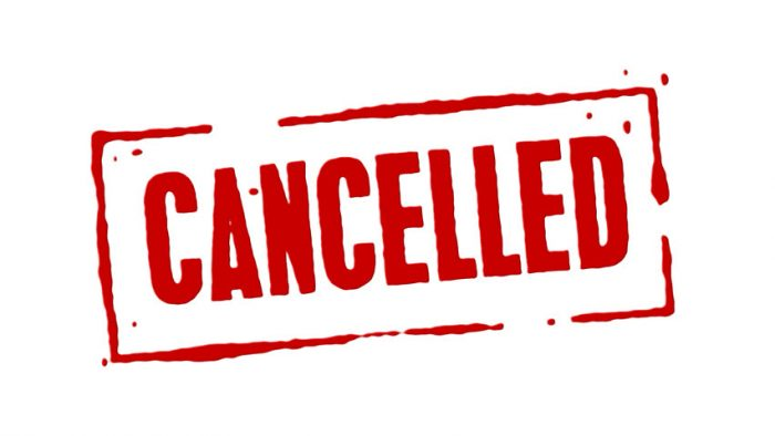 Cancelled Visa Canada