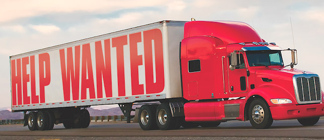 Long haul track drivers Canada Job Fair