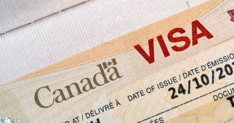 Immigration process Canada Виза Канада