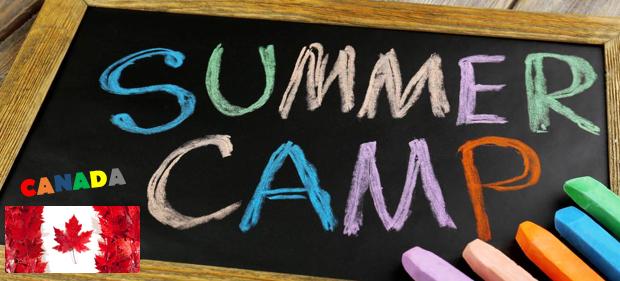 летние каникулы канада учить английский study english canada children kids