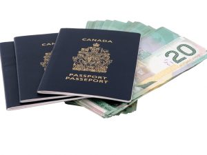 canada immigration price