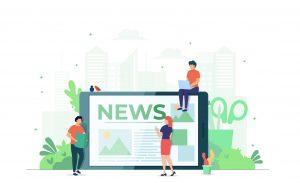 News restoration of temporary status